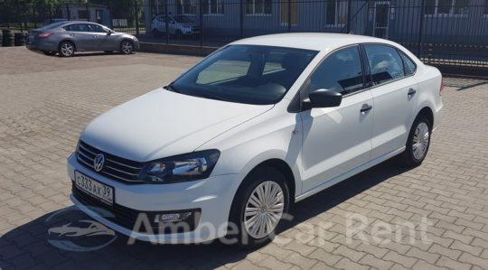 Аренда Volkswagen Polo АКПП